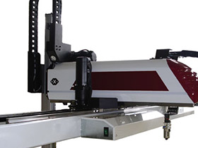 Nedal extrusion machines