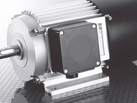 Nedal extrusion motor