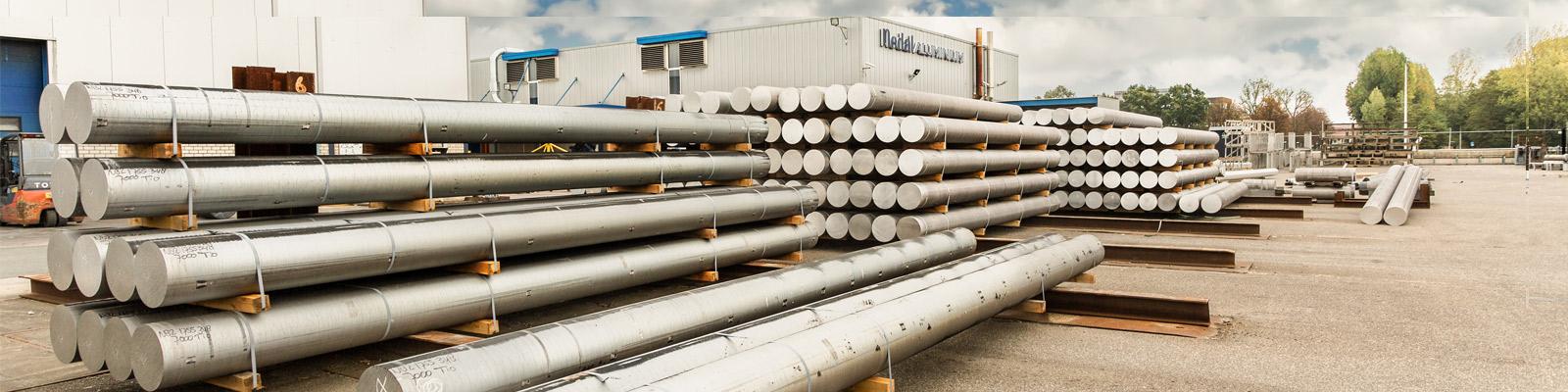 Nedal aluminium - extrusion - lighting columns