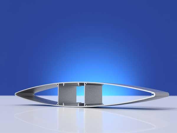 Nedal aluminium extrusion possibilities