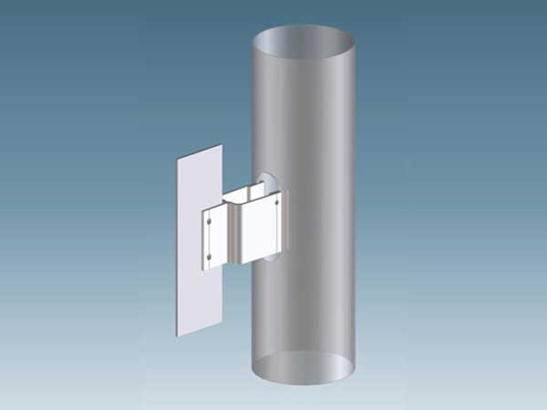 Nedal Lighting columns