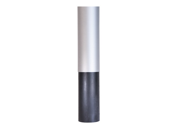 Nedal lighting columns - ground level protection